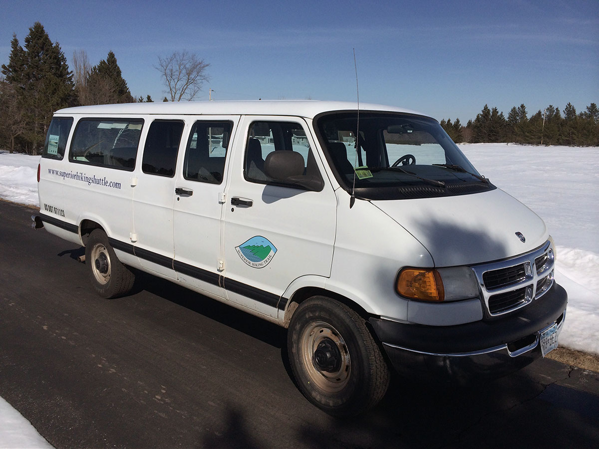 Superior Shuttle Van