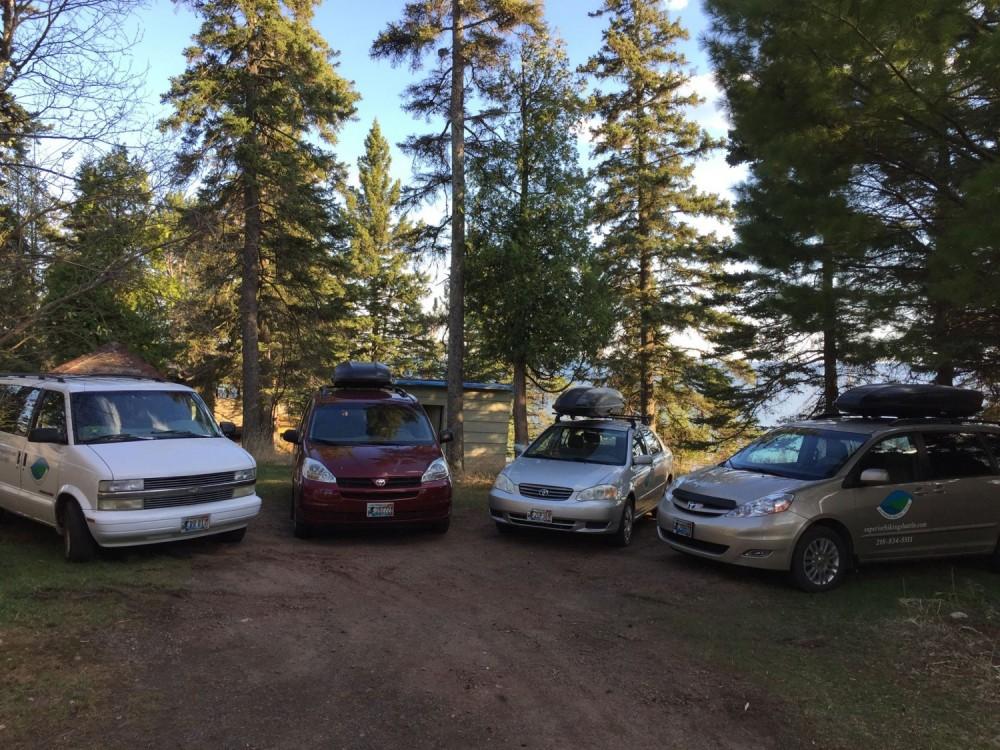 Superior Hiking Trail Shuttles